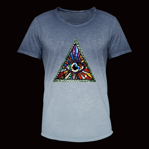 ILLUMINITY - Men's T-Shirt with colour gradients
