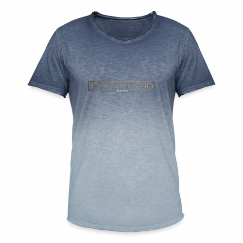 drogue too - T-shirt dégradé Homme