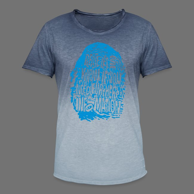 Fingerprint DNA (blue)