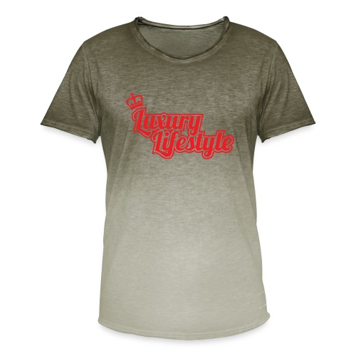 Luxury lifestyle t-shirt Brand New - Men's T-Shirt with colour gradients