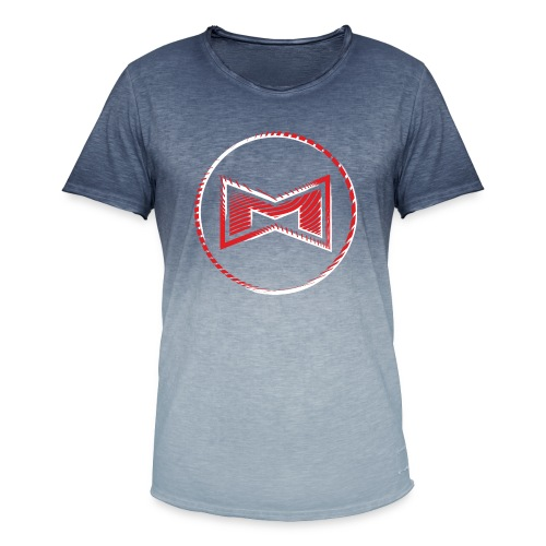 M Wear - Mean Machine Original - Men's T-Shirt with colour gradients