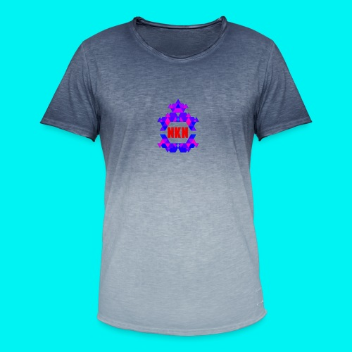 Nebuchadnezzar the ping - Men's T-Shirt with colour gradients