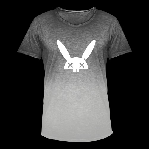 HARE5 LOGO TEE - Men's T-Shirt with colour gradients