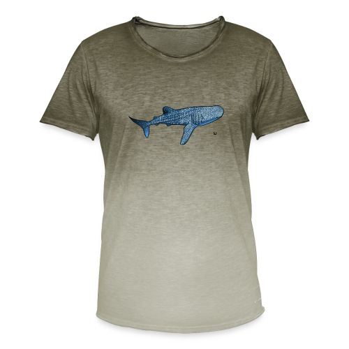 Whale shark - T-shirt dégradé Homme