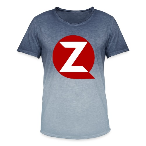 QZ - Men's T-Shirt with colour gradients