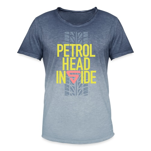 Petrolhead inside - T-shirt dégradé Homme