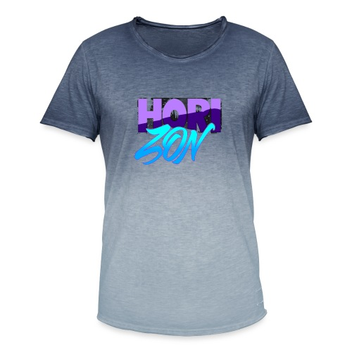 Horizon - T-shirt dégradé Homme