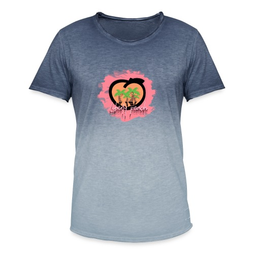 Liberty 2Peach - T-shirt dégradé Homme