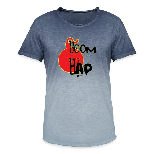 Boom Bap - Men's T-Shirt with colour gradients