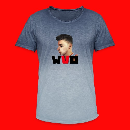 WVO OFFICIAL - Men's T-Shirt with colour gradients