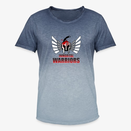 The Inmortal Warriors Team - Men's T-Shirt with colour gradients