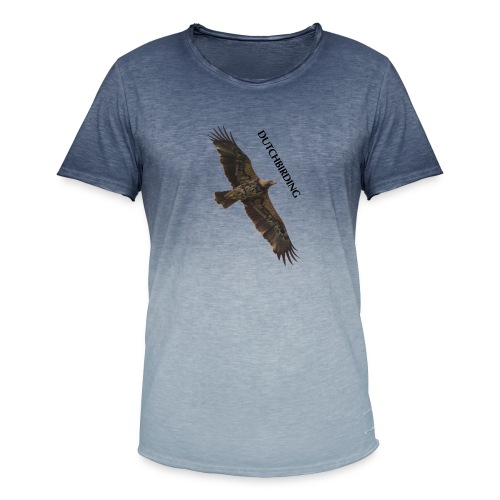 db Eastern Imperial Eagle - Mannen T-shirt met kleurverloop