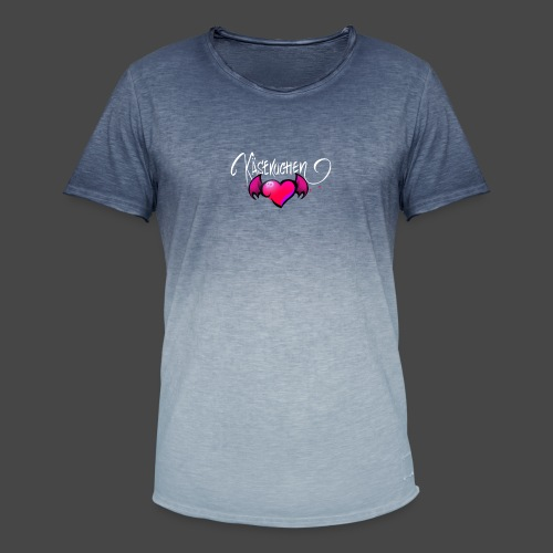 Logo and name - Men's T-Shirt with colour gradients