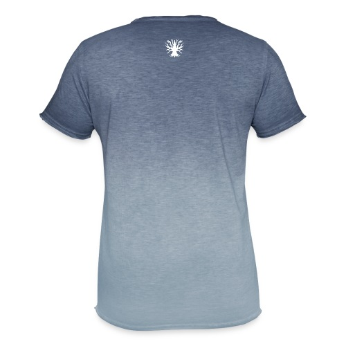 Tree3Solid - Men's T-Shirt with colour gradients