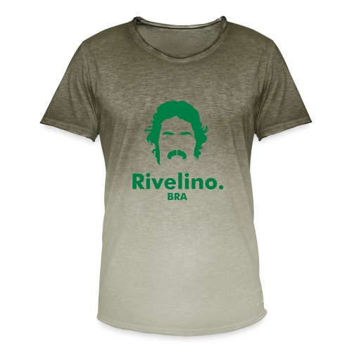 Rivelino - Men's T-Shirt with colour gradients