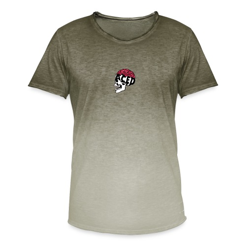ACED clan - Men's T-Shirt with colour gradients