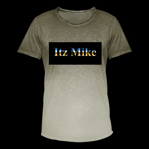 Itz Mike Merch - Men's T-Shirt with colour gradients