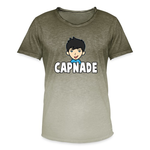 Basic Capnade's Products - Men's T-Shirt with colour gradients