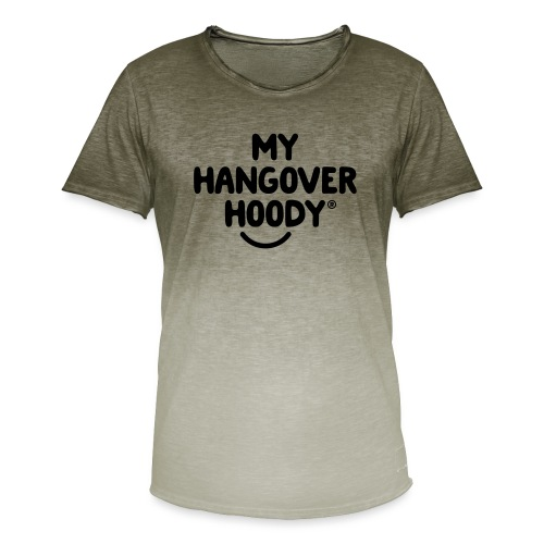 The Original My Hangover Hoody® - Men's T-Shirt with colour gradients