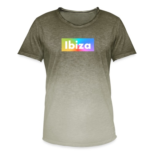IBIZA Color - Men's T-Shirt with colour gradients