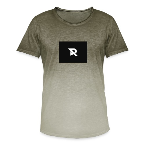 xRiiyukSHOP - Men's T-Shirt with colour gradients