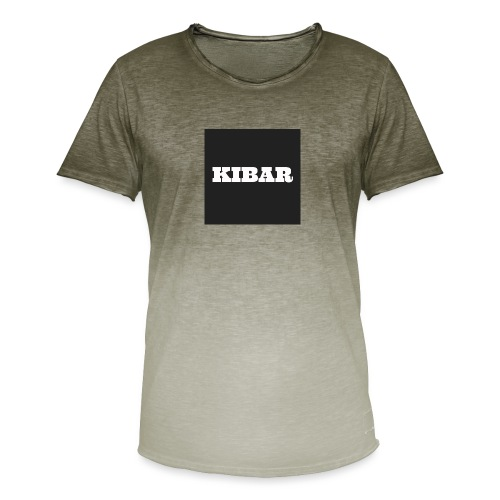 KIBAR - Herre T-shirt i colour-block-optik