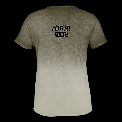 Night Mob - Men's T-Shirt with colour gradients