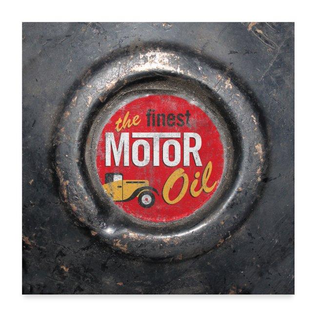 motoroil vintage