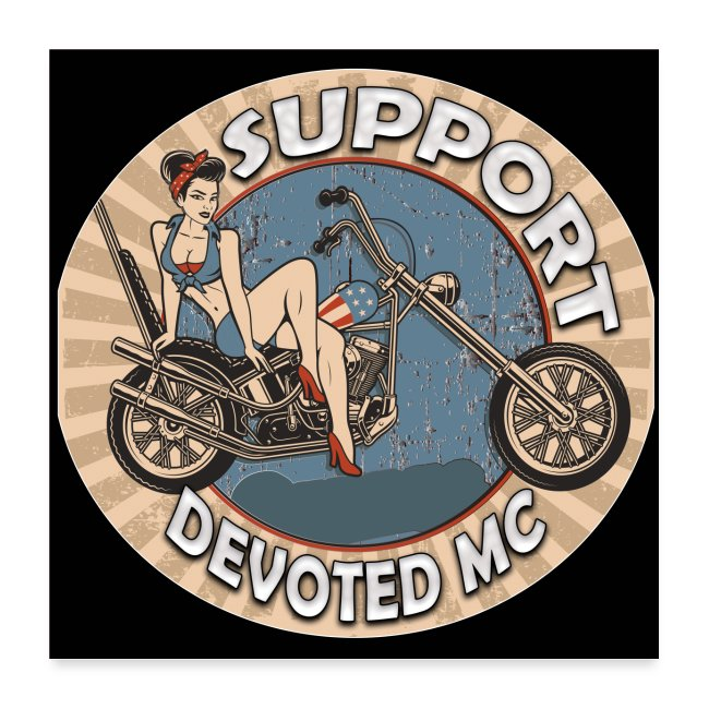 Poster03 DEVOTEDMC SUPPORT captain america