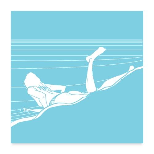 Take off - Poster 60 x 60 cm