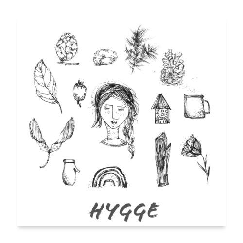 hyggecontest Elisa Kuzio - Poster 60x60 cm