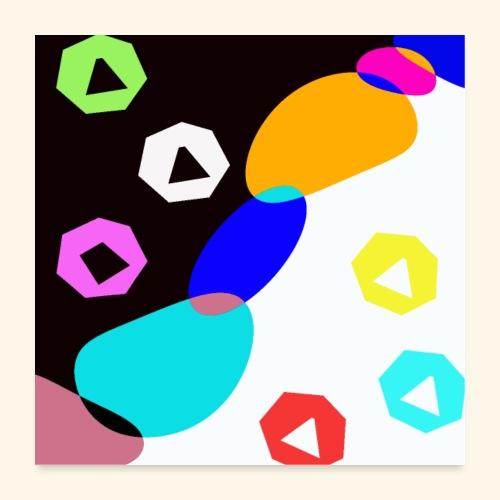 Artistico 48 - Poster 60x60 cm