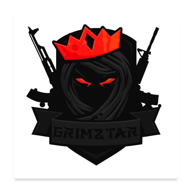Grimztar Logo
