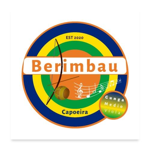 Berimbau 27 - Poster 60x60 cm