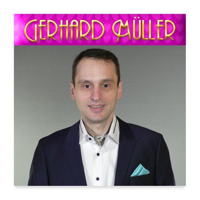 Foto und Logo von Gerhard Müller