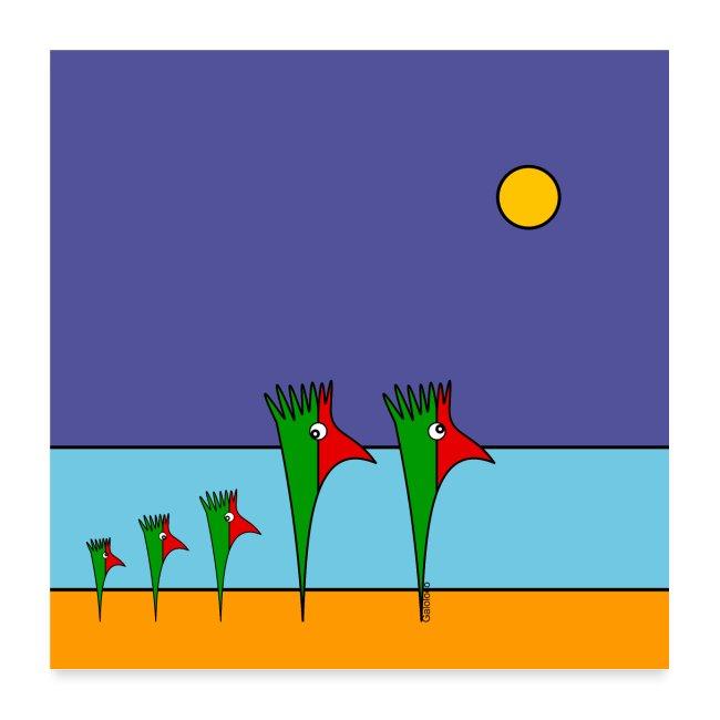 Galoloco - na praia / at the beach (2) - 1:1
