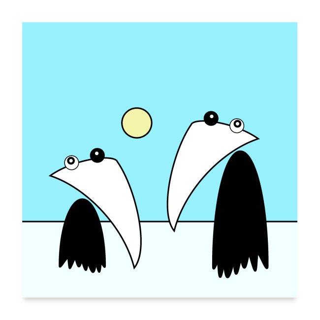 Raving Ravens - antartica