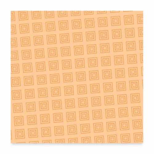 papel cuadro realista - Póster 60x60 cm
