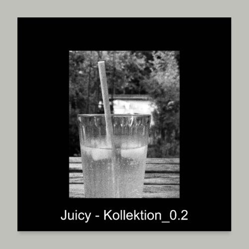 Juicy - Kollektion_0.2 - Poster - Poster 60x60 cm