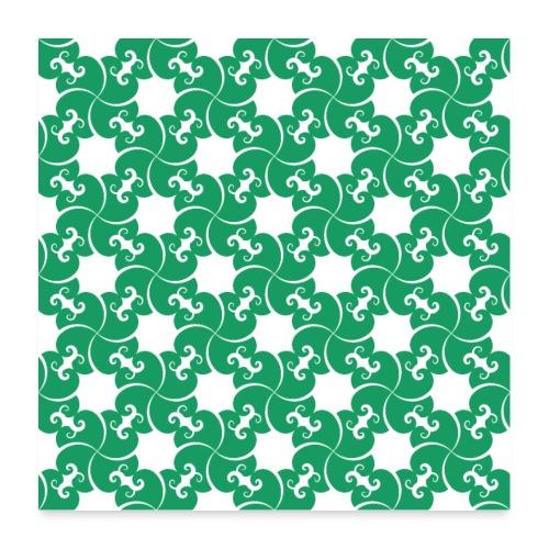 Saint Patrick - Poster 60 x 60 cm