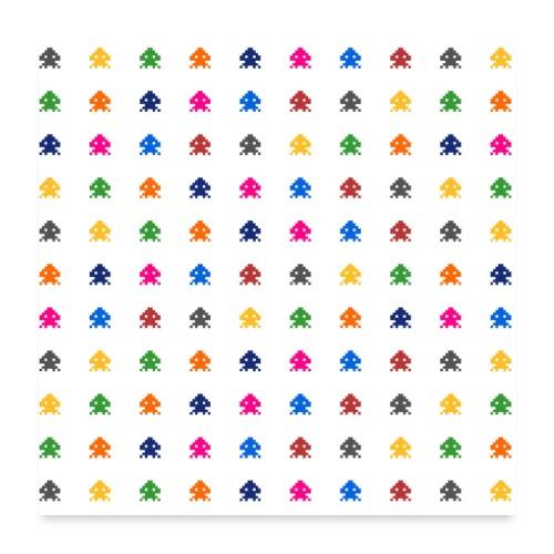 Gamer - Poster 60x60 cm