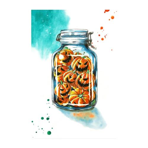 pickled pumpkins - Poster 8 x 12 (20x30 cm)