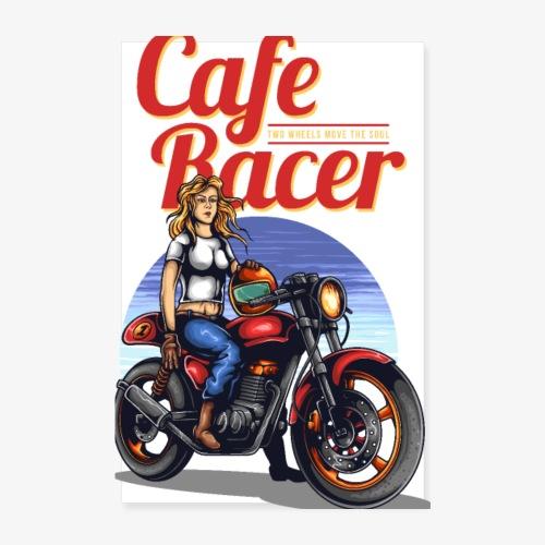 Cafe Racer - Poster 20 x 30 cm
