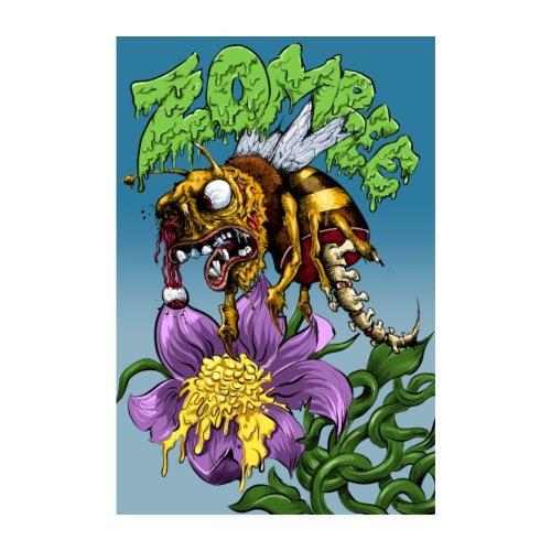 Zombee - Poster 20x30 cm