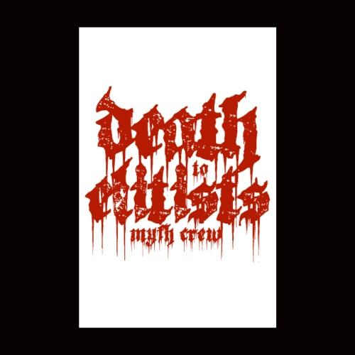 Death to Elitists Poster - Poster 8 x 12 (20x30 cm)
