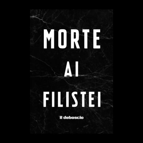 MORTE AI FILISTEI - Poster 20x30 cm