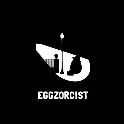 EGGZORCIST - Poster 20 x 30 cm