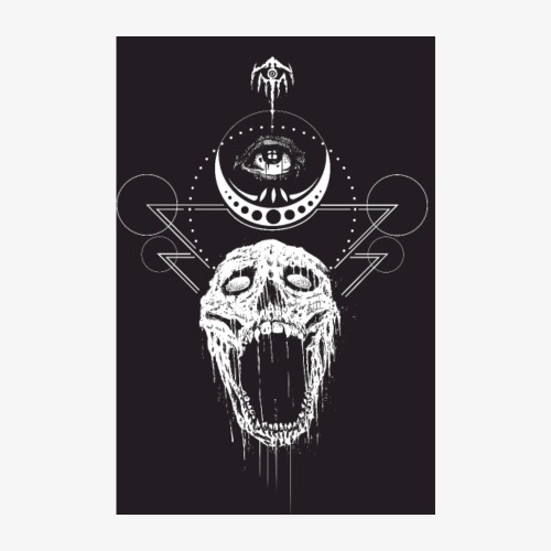 poster nocturn 2 - Poster 20 x 30 cm