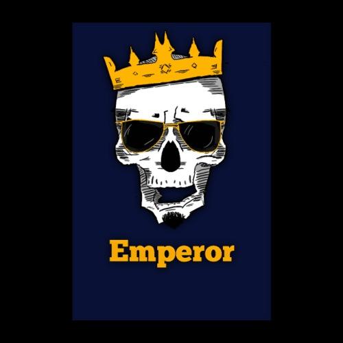 Emperor Poster Standard - Poster 20x30 cm