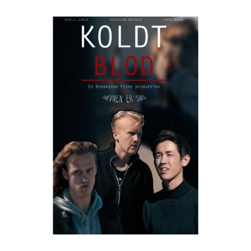 Koldt Blod - Poster - Poster 20x30 cm